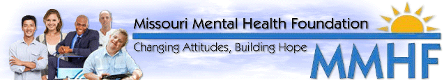 Image result for missouri mental health foundation logo
