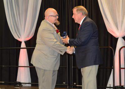 David Stoecker w-award