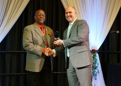 Champ Angelo - Award Pres