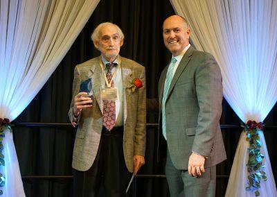 Champ Richard - Award Pres
